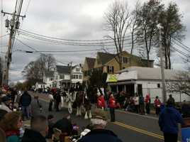 Our news partners at Gatehouse New England are sponsors of the parade.