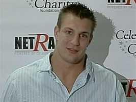 Rob Gronkowski is 25. He was born May 14, 1989.
