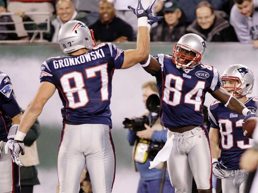Gronkowski owns a number of tight end scoring and receiving records.
