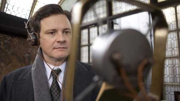 If she could interview anyone past or present? JC says Academy Award winning actor Colin Firth