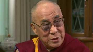 and the 14th Dalai Lama