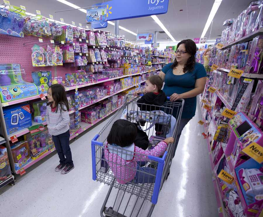 Black Friday is not the best time to buy toys. Some might be discounted for Black Friday, and it may feel pretty good to get your shopping done early.