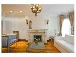 This rarely available single family is on a desirable street in the South End