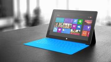 Microsoft's new tablet,  the Surface, is meant to give the iPad a run for its money.  Microsoft controls where the Surface is available and for how much.