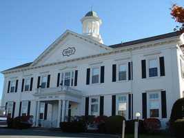 1.) South Shore Regional Vocational Technical -- 8.8
