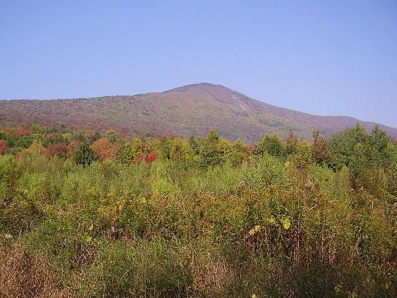 2.) Mount Greylock -- 11.5