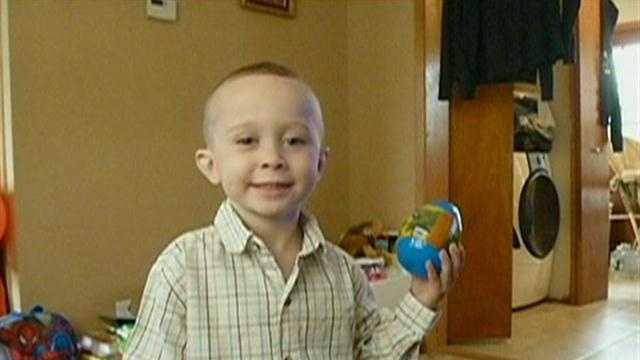 Injured boy's grandma: I warned mom about abusive boyfriend