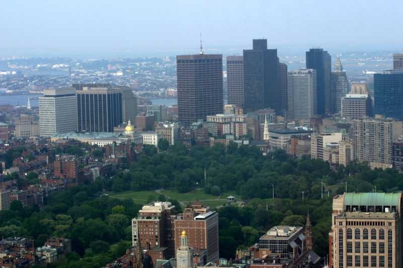 #59. - Boston showed a year-to-year increase of 5% according to data provided by the Massachusetts Association of REALTORS® and MLS Property Information Network, Inc.