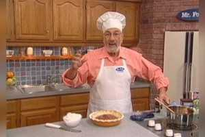 "Art Ginsburg was the delightfully dorky television chef known as Mr. Food, who enticed viewers for decades with a can-do focus on easy weeknight cooking and the tagline ""Ooh! It's so good!"""