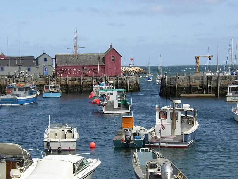 #32. (tie)  - Rockport showed a year-to-year increase of 50% according to data provided by the Massachusetts Association of REALTORS® and MLS Property Information Network, Inc.