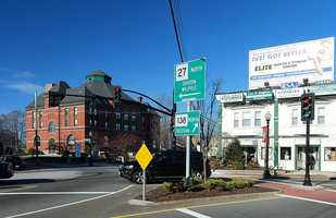 #16. (tie) - Stoughton showed a year-to-year increase of 90% according to data provided by the Massachusetts Association of REALTORS® and MLS Property Information Network, Inc.