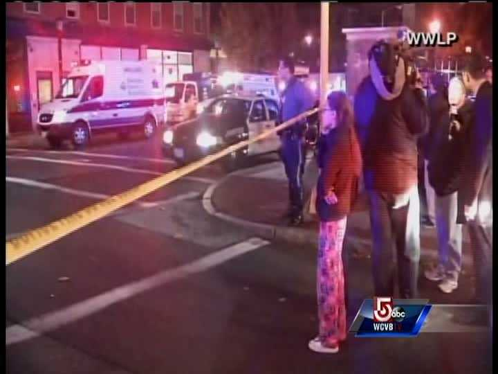 Authorities say it's a miracle a natural gas explosion in one of New England's biggest cities didn't kill anyone.