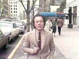 Reporter Jorge Quiroga, 1979
