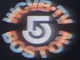 WCVB's logo in 1972. Groovy.