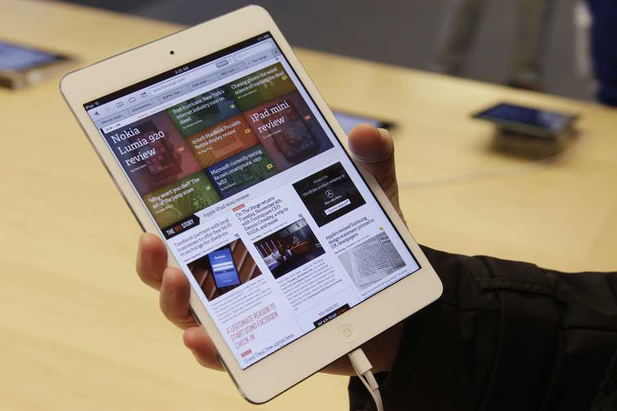 Thanks to all who entered WCVB.com's iPad Mini contest.