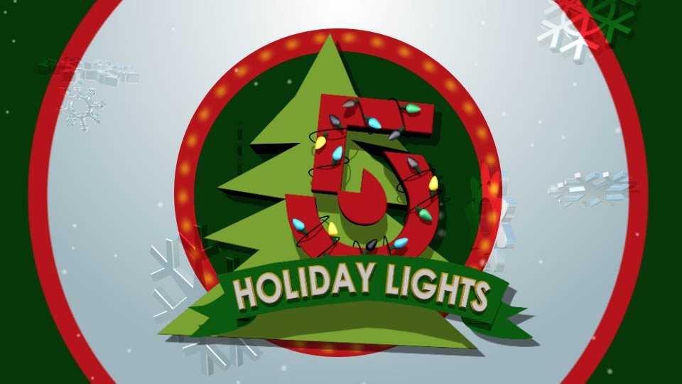 Holiday Lights logo 2012