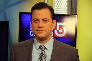 Kimmel, 45, was born in Brooklyn
