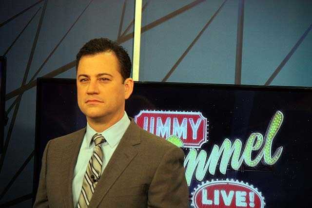 Jimmy Kimmel moves to 11:35 p.m. on WCVB-TV this Tuesday, Jan. 8