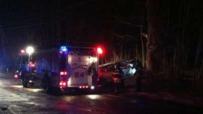 Easton Fatal crash