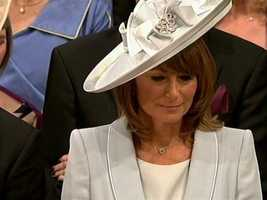 Carole Middleton is credited with making the decision to send her daughter to St. Andrews University, where Kate met the prince.