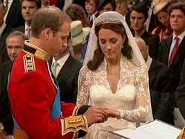Upon her wedding, Kate became Catherine, Duchess of Cambridge.