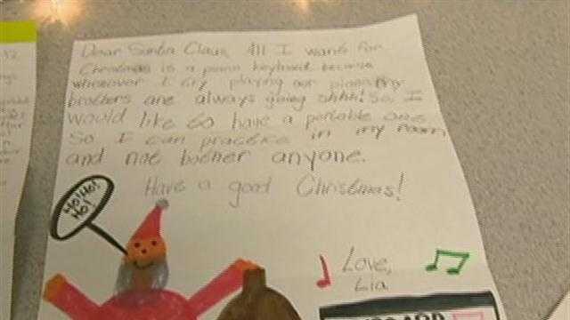 Operation Santa making holidays bright for kids