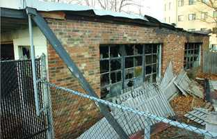 A fire at 1235 Main St. in Weymouth was intentionally set on Dec. 2, officials said.