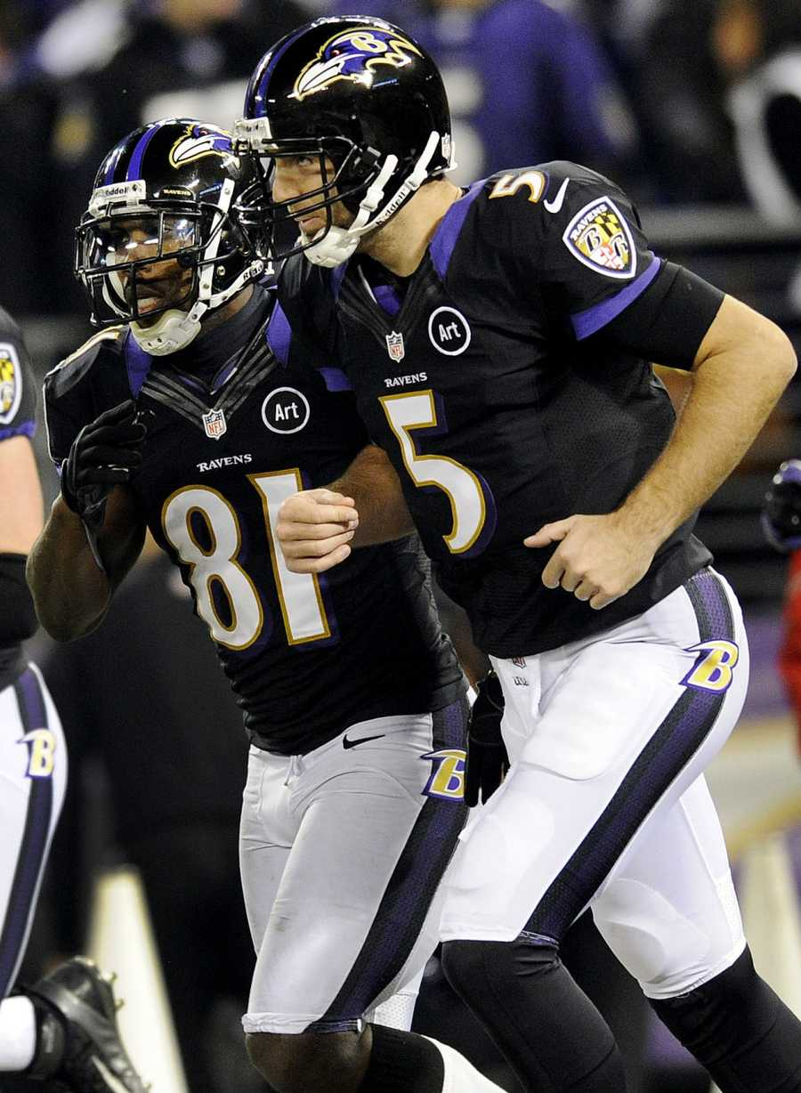 23) Baltimore Ravens - Uni Watch also takes issue with the font used for the player numbers (any idea what it is?)