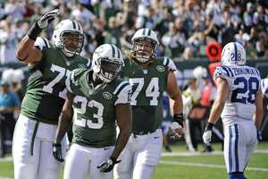 """13) New York Jets - New Englanders don't like the """"green men"""" from New York, but their uniforms are probably the best thing they have going for them."""