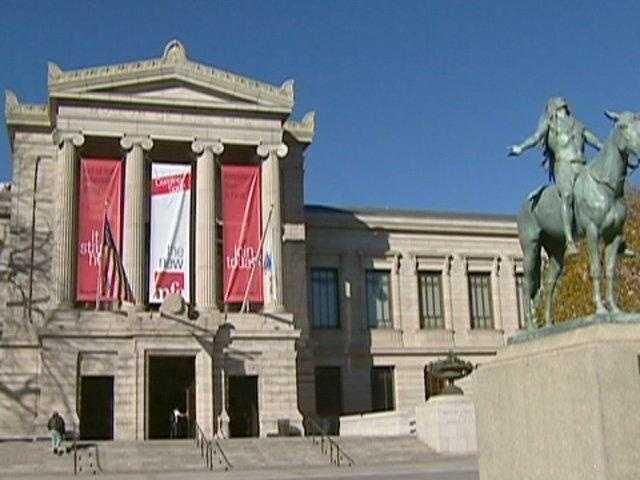Bianca's favorite Boston landmark is the Museum of Fine Arts.