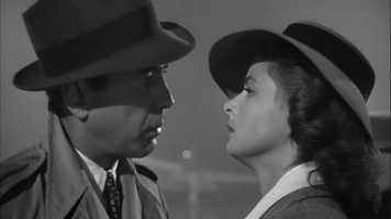"""Bianca says she loves old movies. Her favorites include the Humphrey Bogart and Ingrid Bergman romantic classic """"Casablanca"""" ..."""