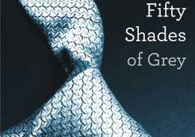 The woman behind the literary phenomenon Fifty Shades of Grey, writer EL James.