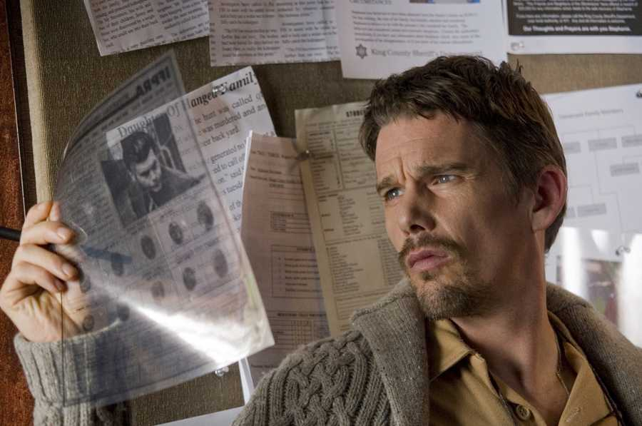 18) Ethan - 298  (Ethan Green Hawke is an American actor, writer and director.)