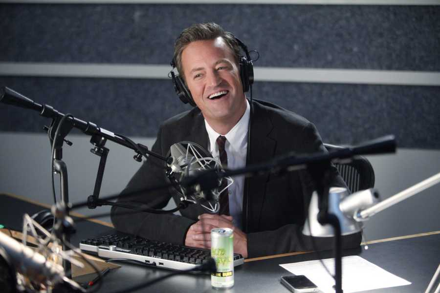 11) Matthew - 328  (Matthew Langford Perry is a Canadian-American actor and comedian.)