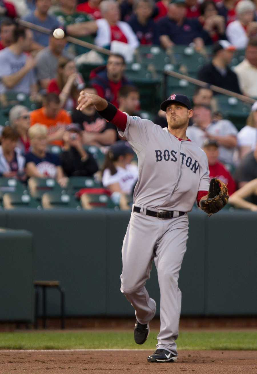 01) William - 468 (Red Sox 3rd Baseman Will Middlebrooks)