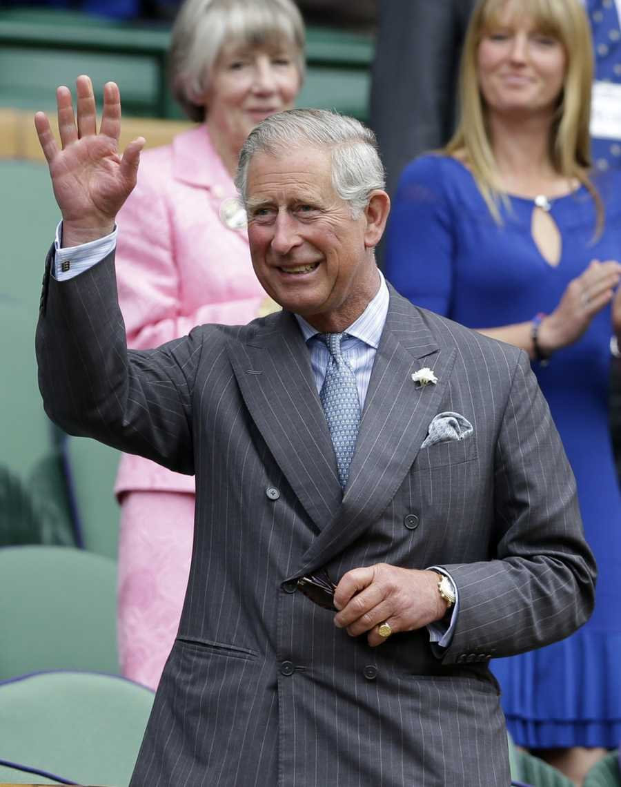 24) Charles - 653  (Pictured is Prince Charles)