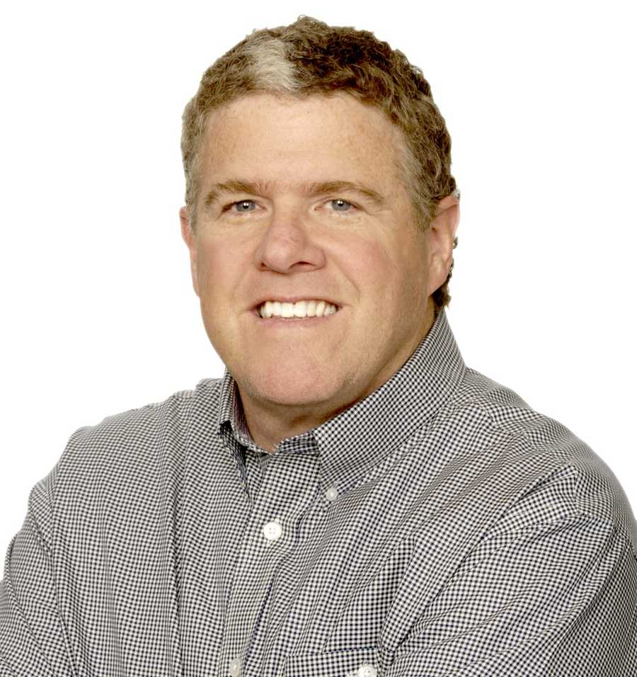 17) Peter - 924  (Pictured is Sports Illustrated writer Peter King)