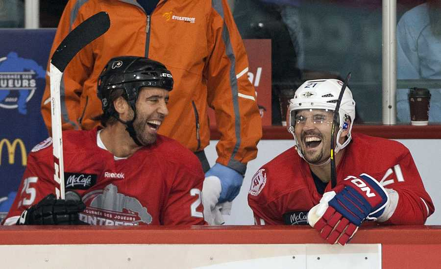 16) Brian - 1,006  (Pictured is NHL Star and Former Boston College player Brian Gionta)