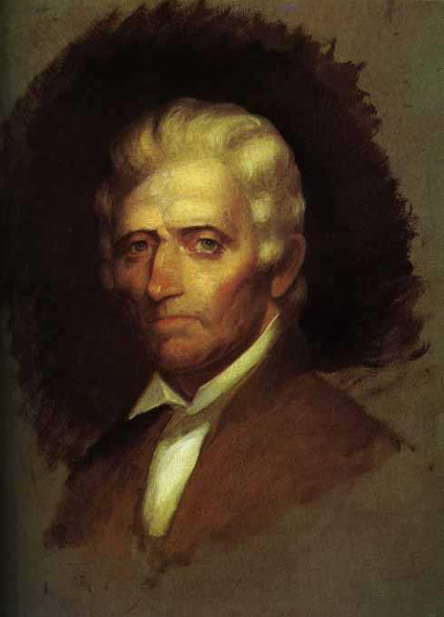 15) Daniel - 1,040  (Pictured is American Pioneer Daniel Boone)