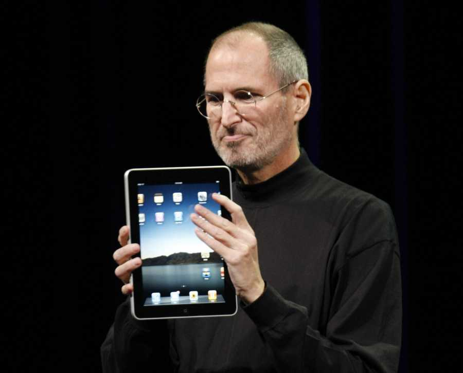 13) Steven - 1,114  (Pictured is the late Apple CEO Steve Jobs)