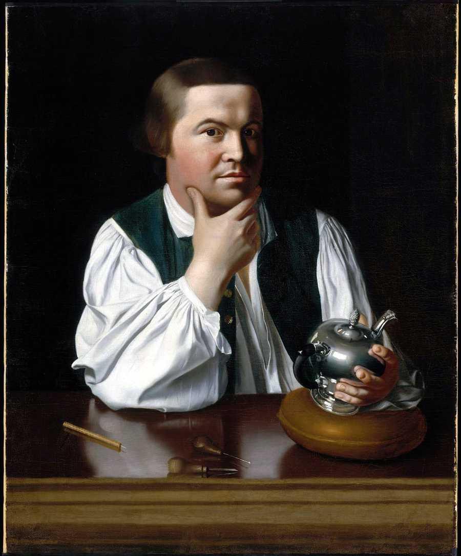 09) Paul - 1,674  (Paul Revere, a patriot in the American Revolution)