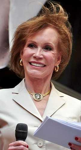 03) Mary - 1,554  (Pictured here is Mary Tyler Moore)