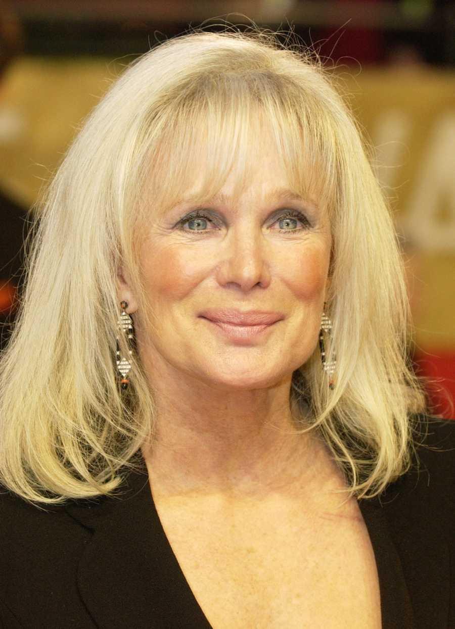 04) Linda - 1,305  (Pictured here is actress Linda Evans)