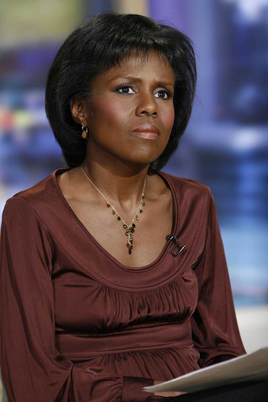 10) Deborah - 969  (Pictured here is Deborah Roberts from ABC Nightline)