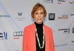 16) Carol - 631  (Pictured here is Actress Carol Burnett)