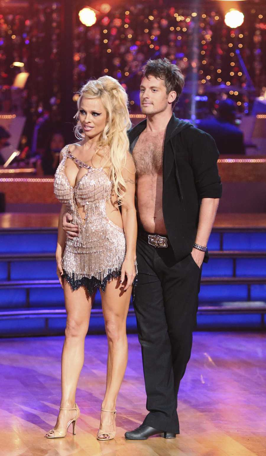 17) Pamela - 628  (Pictured here is Actress Pamela Anderson from Dancing with the Stars)