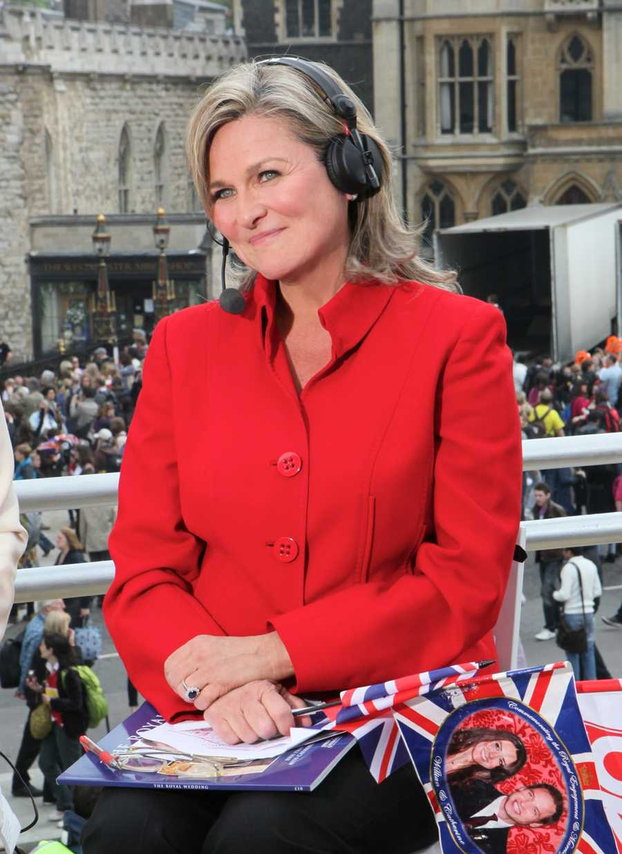 19) Cynthia - 605  (Pictured here is ABC Nightline Correspondent Cynthia McFadden)