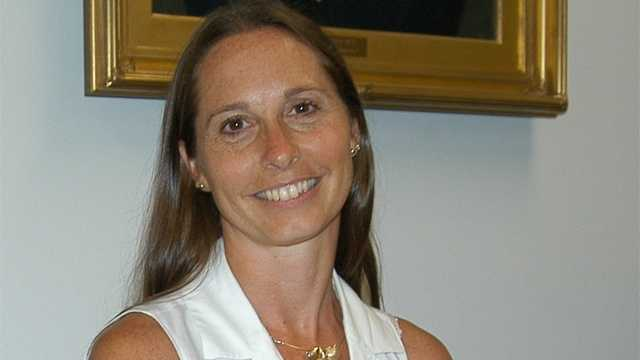 This July 2010 photo provided by the Newtown Bee shows Dawn Lafferty Hochsprung, principal at Sandy Hook Elementary School. Hochsprung was killed in the shooting.