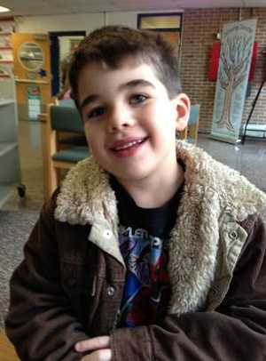 """Noah Pozner was 6. His siblings were also students there but were not hurt. Noah's uncle recalled him as """"extremely mature."""""""