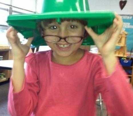 Josephine Gay, 7,had celebrated her seventh birthday on Tuesday.